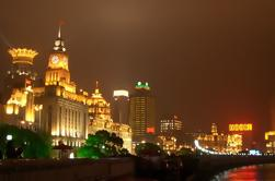 3-Hour Shanghai Night Walking Tour - Includes The Bund and Shanghai Tower