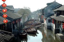 Viaje de un día privado: Suzhou y ciudad del agua Zhouzhuang que visitan de Shangai