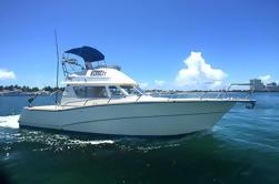 Aventura en la pesca en aguas profundas de Miami