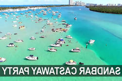 Miami Sandbar Castaways Party