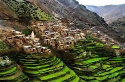 Montagnes de l'Atlas et Trois Vallées: Excursion privée d'une journée à partir de Marrakech