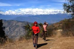 Excursión de Nagarkot y Changu Narayan desde Katmandú