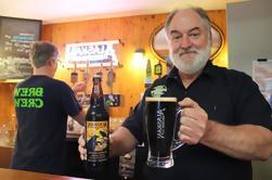 Juneau Shore Excursion: Walbeobachtung Kreuzfahrt und Brauerei Tour