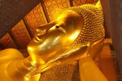 Private Tour: Banguecoque Templos Incluindo Reclining Buddha em Wat Pho