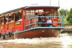 Bangkok Rice Barge Tarde Cruzeiro