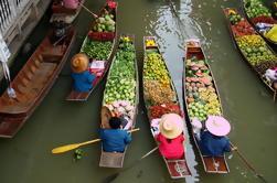 Private Tour: mercados flutuantes e ponte sobre o Rio Kwai Day Trip from Bangkok