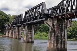 Private Tour: Tailândia Burma Death Railway Bridge sobre o Rio Kwai Tour de Bangkok