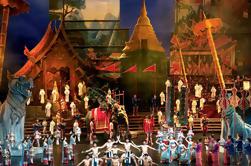 Siam Niramit Show en Phuket con traslado al hotel y cena opcional