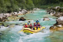 Soca River Half Day Rafting from Bovec