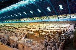 Tour privado de Xi'an incluyendo el museo de guerreros de terracota, el museo de arte Tang Bo y la calle Muslim