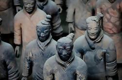 Paquete combinado de 2 noches de excursión privada de guerreros de terracota de Xi'an y detalles de la ciudad con traslados al aeropuerto