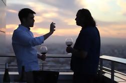 Valencia Ciudad de las Artes y las Ciencias con cata de vinos en la azotea y tapas