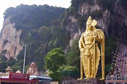 Cuevas de Batu y Tour del Templo desde Kuala Lumpur