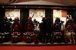 Samurai Armour Dress Up Foto Experiencia en Tokio