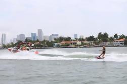 Sessão Privada de Wakeboard em Miami