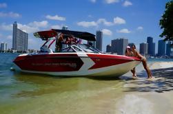 Barcos en Miami Bay