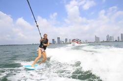 Wakeboard privado e sessão Wakesurf em Miami