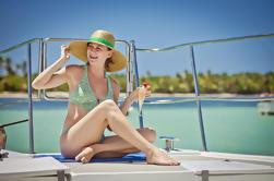 Catamarán privado con snorkel en Punta Cana