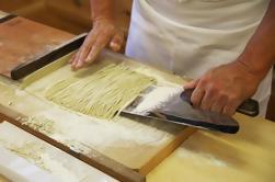 Soba-Making mit einem Meister in Tokio