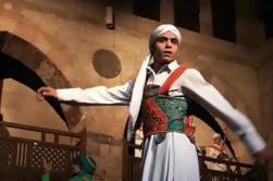 Suffi Dance Show in Islamic Cairo