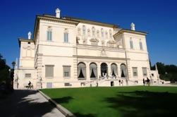 Skip the Line: Excursão a pé da Galeria Borghese e Jardins