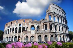 Skip the Line: Roma Antiga e Coliseu Half-Day Walking Tour