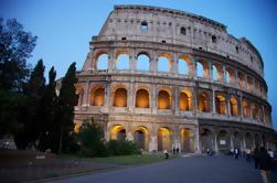 Viator VIP: cena exclusiva en la azotea, Coliseo