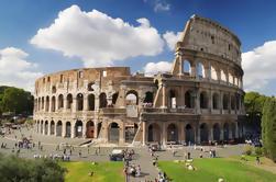 Paseo por la línea privada: Excursión a pie por la historia de Roma y el Coliseo