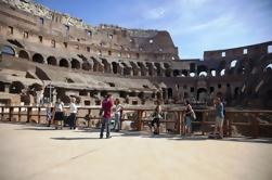 Roma Antiga e Coliseu Tour: Câmaras subterrâneas, Arena e Upper Tier