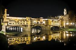 Medieval Florença noite Walking Tour