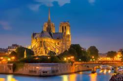 Paris Night Combo: Torre Eiffel, Crucero por el Sena