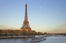 París: Skip-the-Line Torre Eiffel y el río Sena