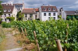 Tour de Montmartre y visita al viñedo de Clos Montmartre
