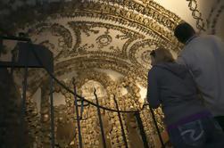 Roma Super Saver: Criptas, Catacumbas y Tour Fantasma