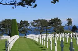 Excursión de las playas del desembarco del día D de Normandía de París