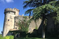Castillo de Bracciano Tour de medio día desde Roma con almuerzo