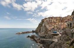Cinque Terre e Portovenere de Florença em um dia