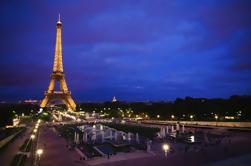 Saltar la línea: Torre Eiffel Visita guiada al atardecer