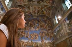 Capela Sistina Acesso antecipado mais St Peter's Skip the Line e Crypts