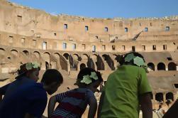 Family Combo: Museos Vaticanos Destacados y Coliseo para Niños con Skip the Lines