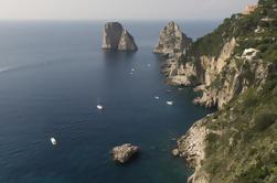 Excursión a la costa de Amalfi desde Roma en tren de alta velocidad