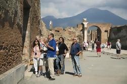 Excursión en grupo pequeño de Pompeya y Sorrento desde Nápoles