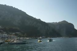 Capri en un día pequeño grupo de viaje de Nápoles