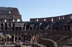 VIP Colosseum Express Tour: Desayuno en el foro con entrada de gladiadores y piso de la arena