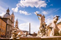 Roma Super Saver: Coliseo y Roma Antigua con el mejor de Roma Excursión a pie por la tarde