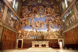 Acesso antecipado: Capela Sistina e Museus do Vaticano