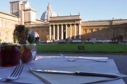 Desayuno en el Vaticano y visita a los Museos Vaticanos