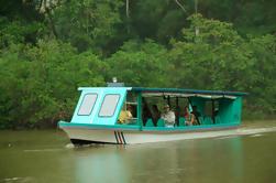 Excursión en barca Sarapiqui y Ziplining Adventure