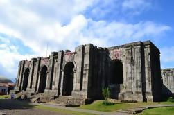 Ruinas de Cartago, Volcán Irazú y Tour Combo Sarapiquí
