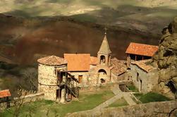 Visite privée d'une journée à David Gareja Monastère de Tbilissi